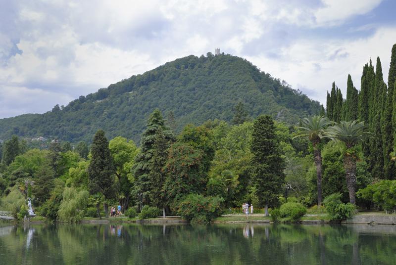 Анакопийская гора, анакопийская крепость